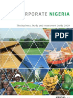Corporate Nigeria 2009 (excerpt)