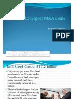 India_s 11 Largest M&a Deals _Compatibility Mode