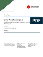 Data Warehousing 2.0 Whitepaper