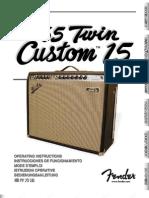 65 Twin Custom 15