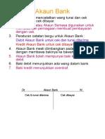 Akaun Bank