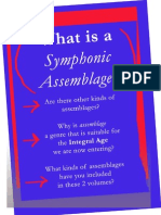 Introduction to Symphonic Assemblage