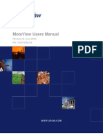 MoteView Users Manual 7430-0008-04 B