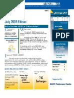 AIESEC UUM Newsletter July 2009
