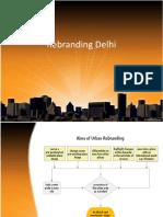 Re Branding Delhi