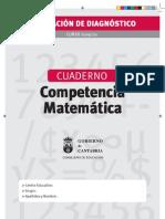 Competencia Matemática Primaria 09-10