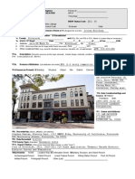 DPR Form-  Loring Building, Riverside