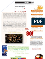 AIESEC UUM Newsletter January 2010