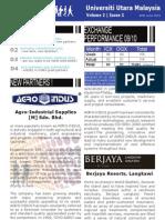 AIESEC UUM Newsletter June 2010