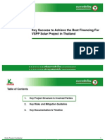 D2 Key Success to Achieve the Best Financing