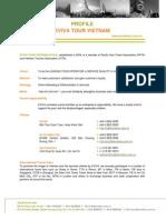 Eviva Tour Vietnam Profile
