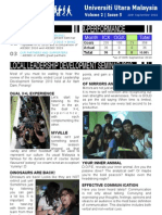AIESEC UUM Newsletter September 2010