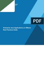 Enterprise Java Applications on VMware Best Practices Guide