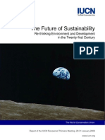* Future of Sustanability - The World Conservation Union
