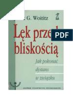 Janet G[1]. Woititz - Lek przed bliskoscia…. pdf