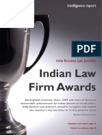 Indian Law Firm Awards