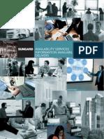 SunGard Availability Services UK Corporate Brochure