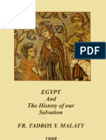 Egypt and the History of Our Salvation