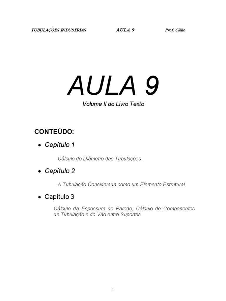 aula09 - CURSO DE TUBULAÇÃO INDUSTRIAL 57523ba52e