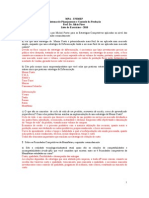 PCP  MPA 2010 - Lista Exercícios