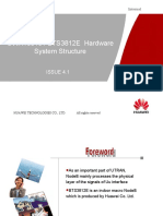 5-OWK100101 BTS3812E Hardware System Structure ISSUE4.1