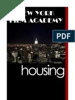 Housing Booklet