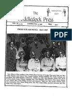 Puddledock Press May 2011