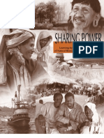 Sharing Power -Learning by Doing in Co-management of Natural Resources throughout the World