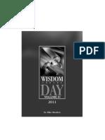 2011 Daily Devotional Jan - Jun
