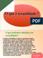 APRESENTAÇÃO SEXUALIDADE