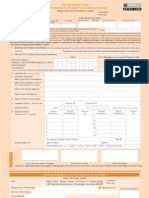 SIP Auto Debit Form 2011