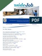 The Inside Job - June 2011