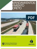 10 Mandamientos Del Pavimento en Concreto