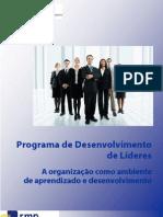 PDL - Programa Desenvolver a Liderança institucional A