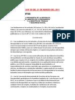 Decreto36462 LA GACETA Nº 56 DEL 21 DE MARZO DEL 2011