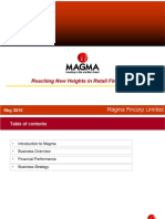 Magma Investor Presentation May2010