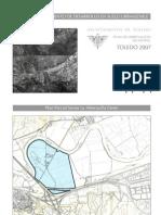 Pp.14.La Alberquilla Oeste.Plan de ordenación municipal de Toledo. Páginas del Polígono