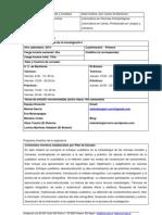 Programa Metodología I 2011