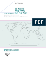 Foreign Policy Index Vol. 7