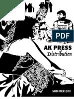 AK Press Distribution 2011 Catalog