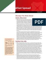 2011-06-06 DBS Daily Breakfast Spread