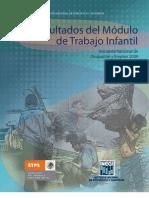Trabajo Infantil 2009 - Encuesta Nacional de Ocupación y Empleo