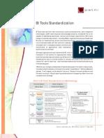 BI Tools Standardization