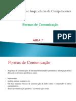 Aula_7_-_Arquitetura_de_Computadores_-__Formas_de_Comunicação