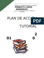 Plan de Tutoria 2010
