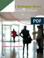 Bachelor Management de l'ESC Bretagne Brest
