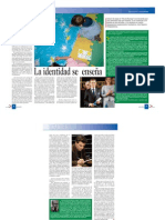 Entrevista a Ramiro Villapadierna en Ciudad Nueva Sobre Europa