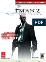 Hitman 2 Silent Assassin Prima Official eGuide