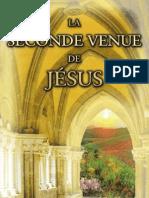 La Seconde Venue de Jesus 1ed Fr