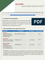 Cancro de Colo Do Utero Amcg